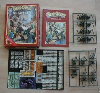 Image result for heroquest kellar's keep