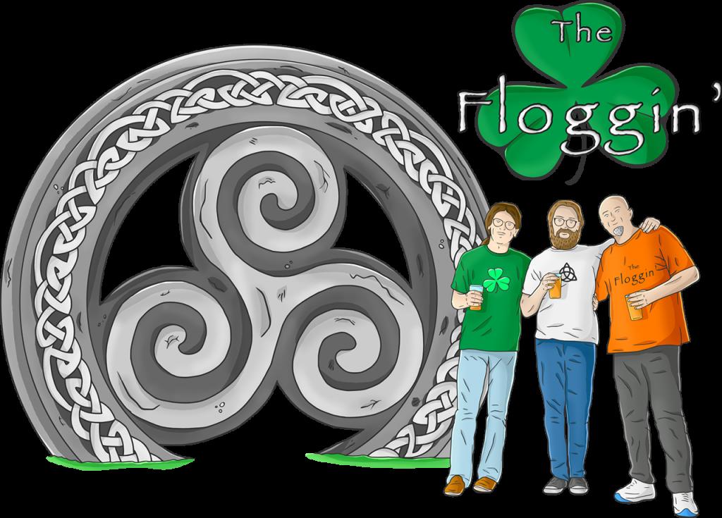 the floggin